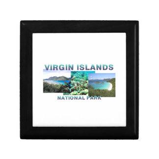 ABH Virgin Islands Jewelry Boxes