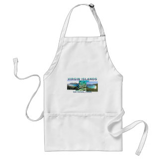ABH Virgin Islands Standard Apron