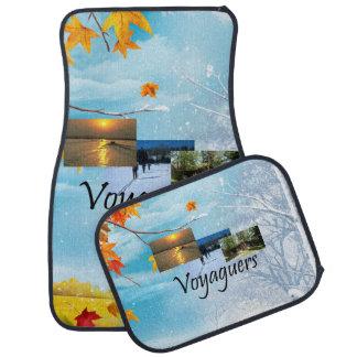 ABH Voyageurs Car Mat