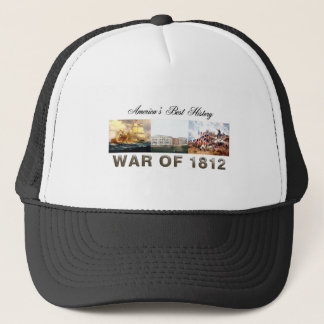 ABH War of 1812 Trucker Hat