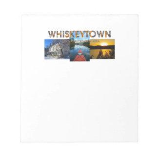 ABH Whiskeytown Notepad
