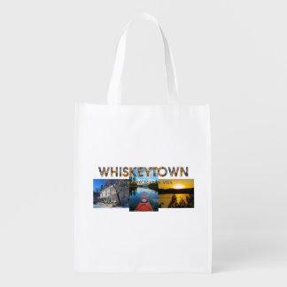 ABH Whiskeytown Reusable Grocery Bag