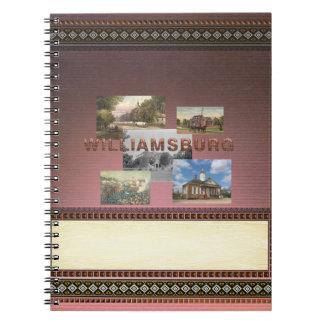 ABH Williamsburg Notebook