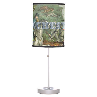 ABH Winchester Table Lamp