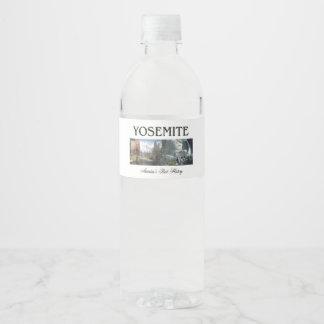 ABH Yosemite Water Bottle Label