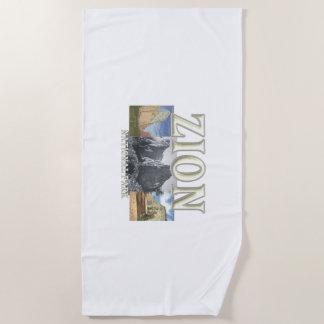 ABH Zion Beach Towel