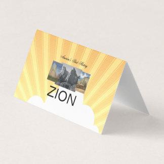 ABH Zion Business Card