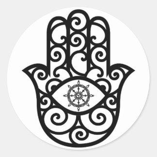 Abhayacari Sticker