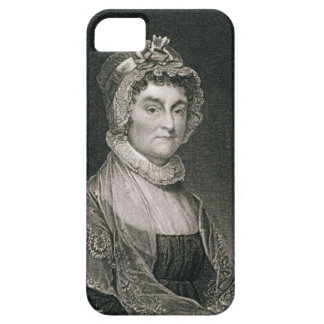 Abigail Adams, engraved by G.F. Storm (fl.c.1834) iPhone 5 Case