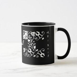 Abigail III Designer Name Mug