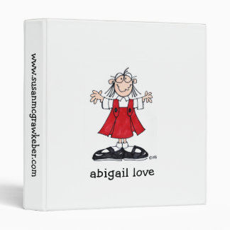 abigail love book binder