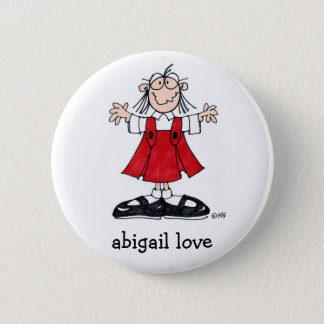 abigail love circle pin