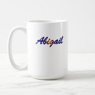 Abigail's Mug