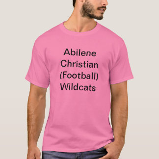Abilene Christian University Wildcats Youth Custom T-Shirt