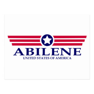 Abilene Pride Postcard