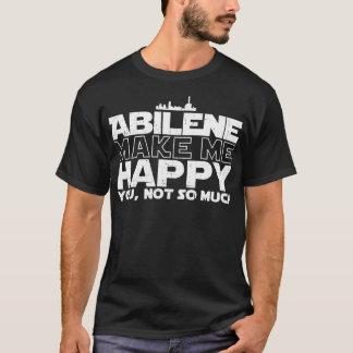 Abilene T-shirt Gifts For Abilene Lovers