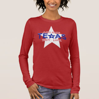 Abilene Texas Long Sleeve T-Shirt