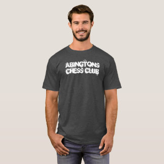 Abingtons Chess Club T-Shirt