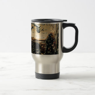Abiogenesis - Custom Print! Travel Mug