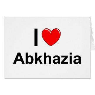 Abkhazia Card