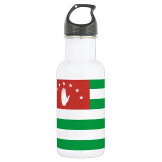 Abkhazia National World Flag 532 Ml Water Bottle