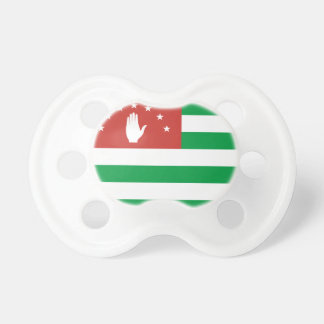 Abkhazia National World Flag Pacifier