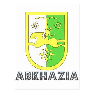Abkhazian Emblem Postcard