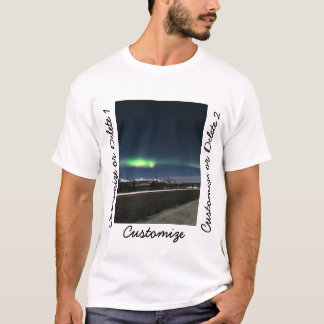 ABN Aurora Borealis Night T-Shirt