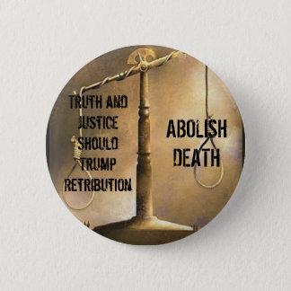 Abolish Death 2 Inch Round Button