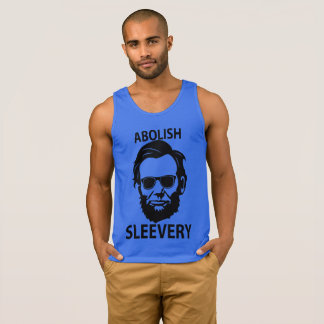 Abolish Sleevery Tank Top.