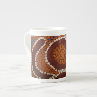 Aboriginal Art China Coffee Mug
