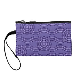 Aboriginal art melaleuca coin purse