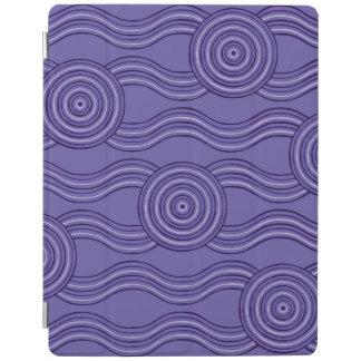 Aboriginal art melaleuca iPad cover