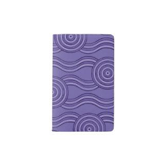 Aboriginal art melaleuca pocket moleskine notebook