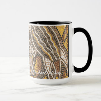 Aboriginal Art Mug