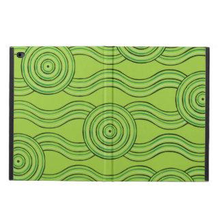 Aboriginal art rainforest powis iPad air 2 case