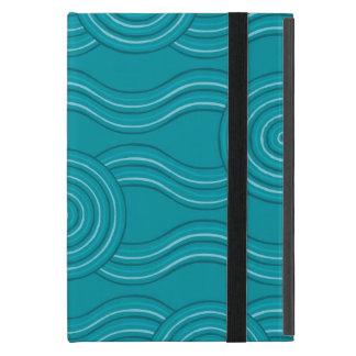 Aboriginal art reef iPad mini cover