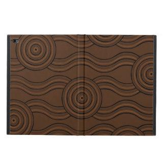 Aboriginal art soil powis iPad air 2 case
