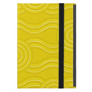 Aboriginal art wattle cover for iPad mini