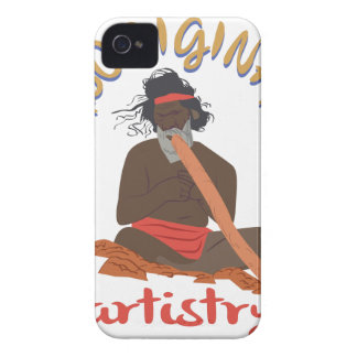 Aboriginal Artistry iPhone 4 Case-Mate Case