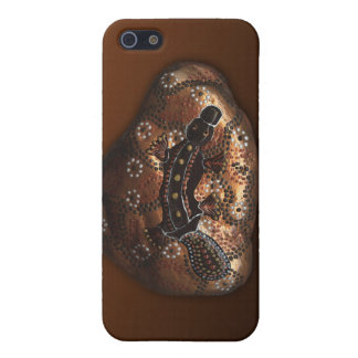 Aboriginal Australian Platypus iPhone Case iPhone 5/5S Cases
