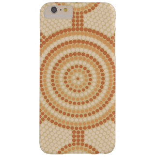 Aboriginal dot painting barely there iPhone 6 plus case