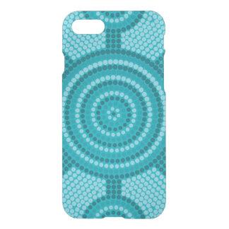 Aboriginal dot painting iPhone 7 case