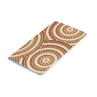 Aboriginal Dot Painting Journals