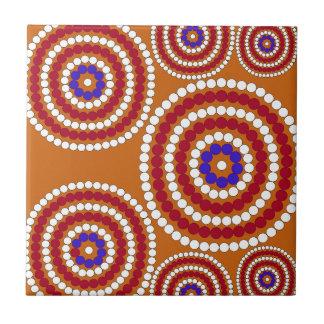 Aboriginal edition tile