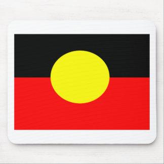 aboriginal-Flag Mouse Pad