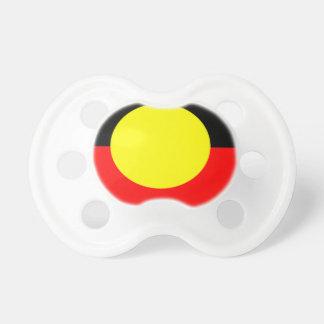 aboriginal-Flag Pacifier