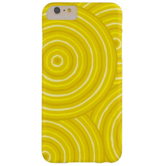 Aboriginal line painting barely there iPhone 6 plus case
