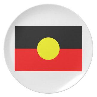 Aboriginal Plate
