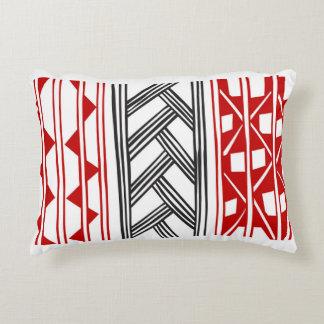 Aboriginal print nº 01 decorative pillow